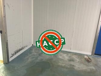 Mur en panneau sandwich chambre froide a renover