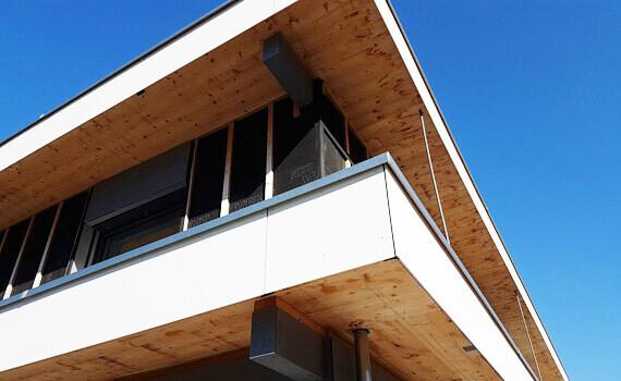 Renovation lambris bois dessous de toit