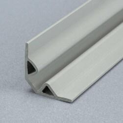 Congé d'angle femelle PVC pour congé d'angle mâle PVC
