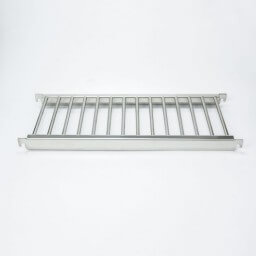 Tablette amovible-Grille-Rayonnage alimentaire-100% Inox 18/10
