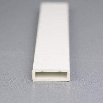 Tasseau PVC Blanc 30 mm X 10 mm