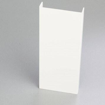 profile-habillage-PVC-blanc-U-80mm