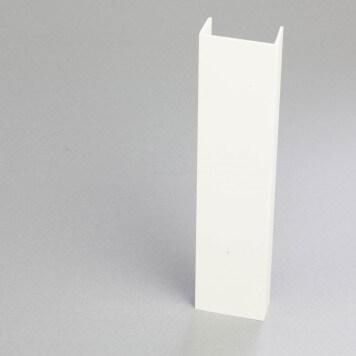 profile-habillage-PVC-blanc-U-40mm