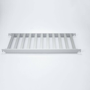 Tablette amovible-Grille-Rayonnage alimentaire-Aluminium anodisé