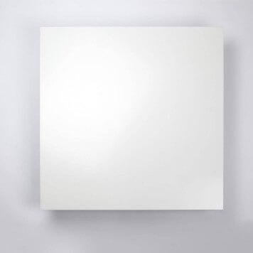 Dalle faux plafond 600 X 600 blanche 10 mm mate lavable