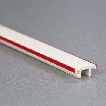 Cache-vis Rouge pour Pare-choc PVC