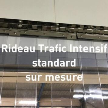 Rideau standard trafic intensif sur mesure