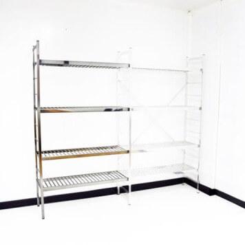 clayette-TABLETTE-pour-etagere-acier-inox
