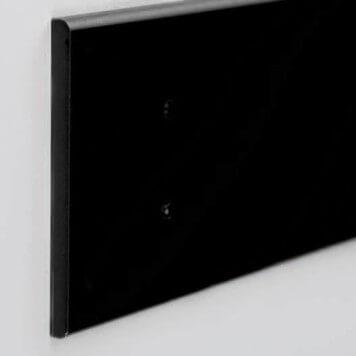protection Polyéthylène sur mesure noire 15mm