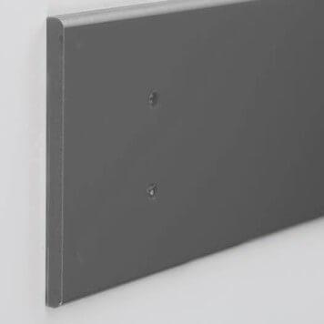 protection Polyéthylène sur mesure gris 10mm