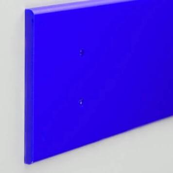 protection Polyéthylène sur mesure bleu 15mm