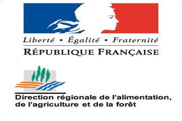 Logo de la DRAAF