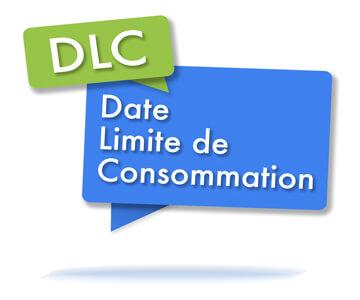 Illustration date limite de consommation