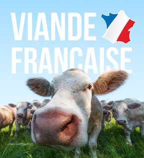 Logo viande française garantie