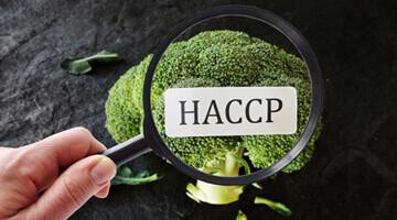 Les 12 etapes de la methode HACCP