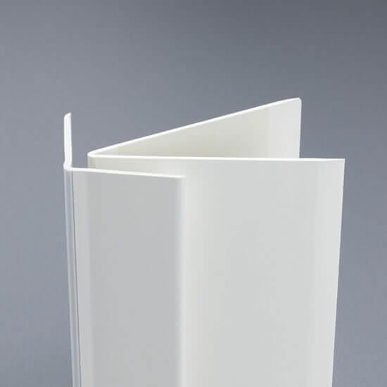 Cornières pliables PVC
