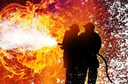 Illustration incendie
