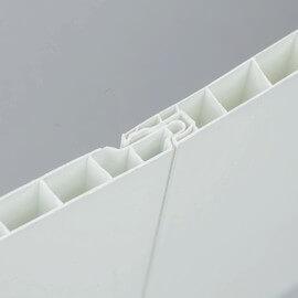 Lambris alvéolaire pour plafond